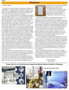 nov newsletter 2