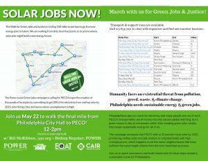 Walk for Green Jobs