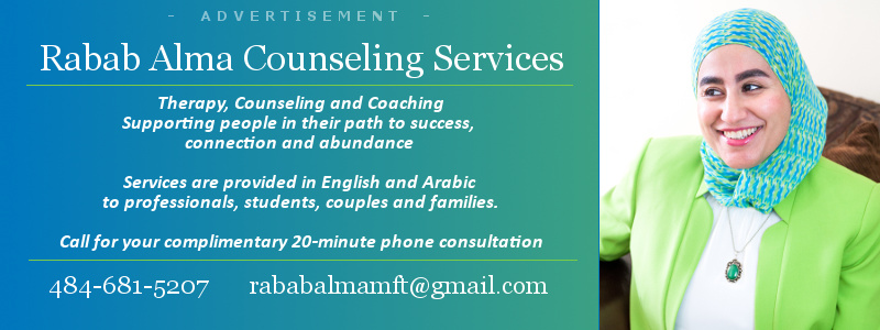 Rabab Alma Counseling Services