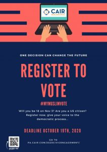 Register to Vote Infographic