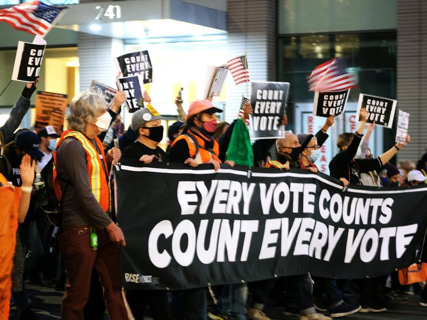 Count Every Vote by doug turetsky on Flickr