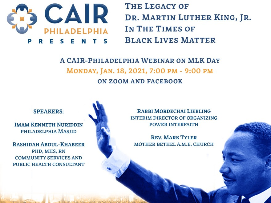 The Legacy of Dr. Martin Luther King, Jr. in the Times of Black Lives Matter