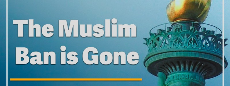 CAIR Welcomes President Biden's Day-One Termination of Muslim and African Bans