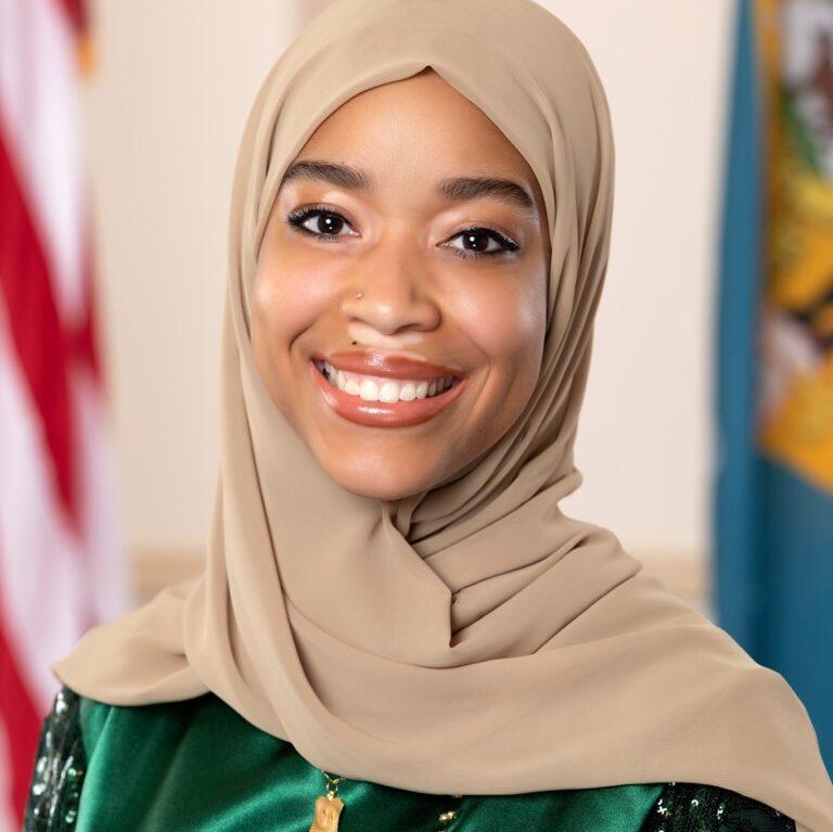 Delaware State Representative Madinah Wilson-Anton
