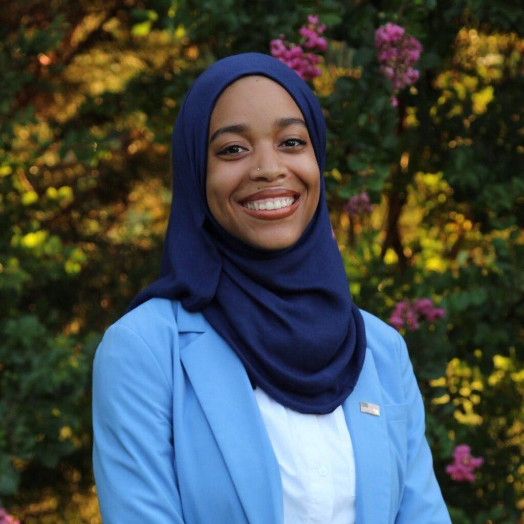 Representative Madinah Wilson-Anton