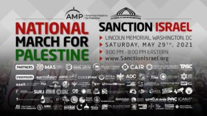 National March for Palestine 2021