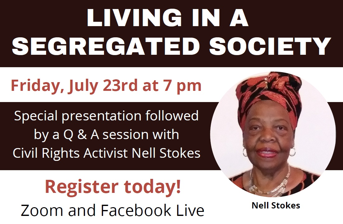 Living in a Segregated Society with Nell Stokes